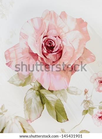floral design hand-made