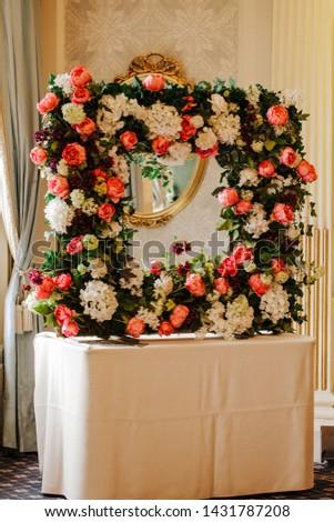 Wedding photo zone and decor Free Images and Photos - Avopix com