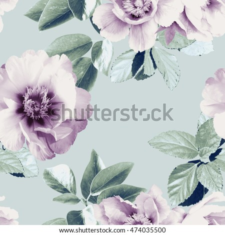 floral pattern #474035500