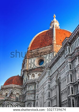 Florence Duomo (Santa Maria del Fiore), Florence, Italy