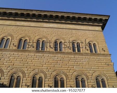 Florence, Palazzo Strozzi (XV Century)
