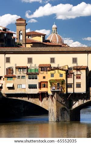 Florence, Ponte Vecchio, Italy