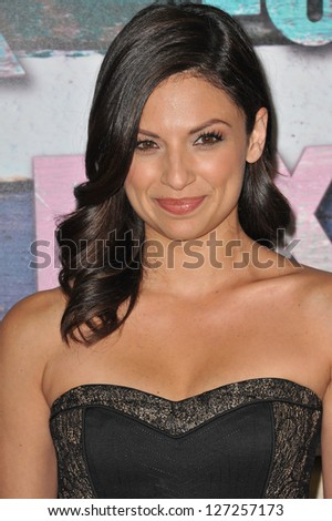 Floriana Lima at the Fox Summer 2012 All-Star Party in West Hollywood. July 24, 2012  Los Angeles, CA Picture: Paul Smith