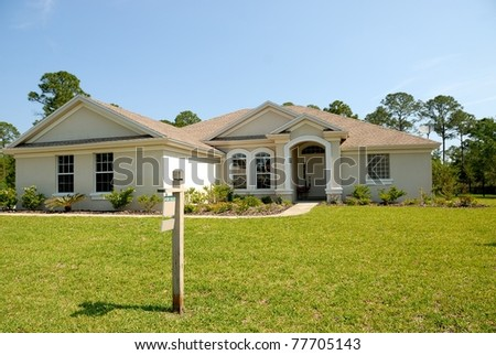 Florida home for sale on the east coast of florida usa