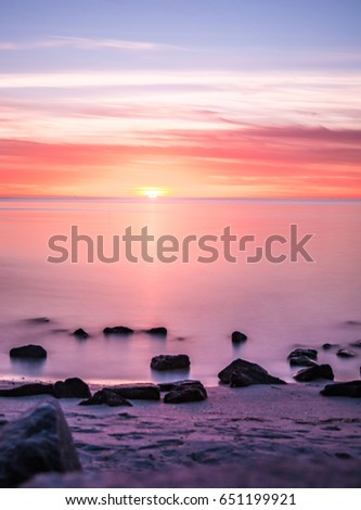 Shutterstock Florida sunset