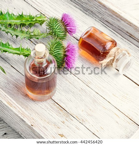 flower and burdock extract.buds ...