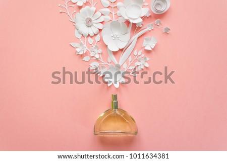Flower arrangement. Flowers, fragrance, perfume