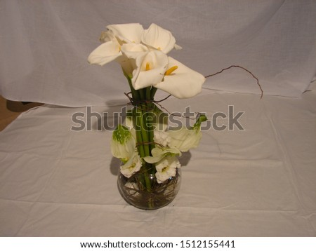 Flower arrangements full of things #1512155441