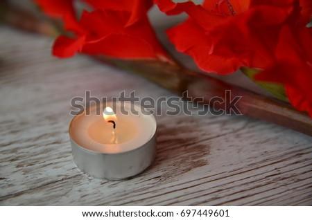 Flower Background #697449601