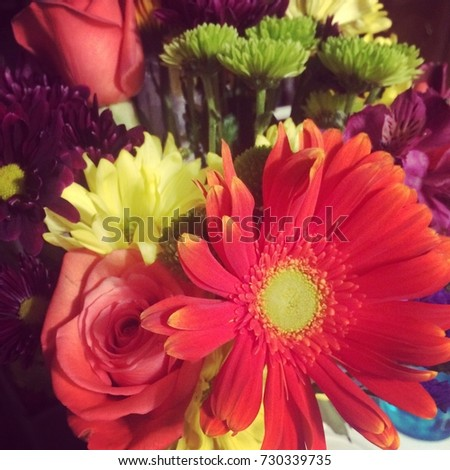 Flower bouquet #730339735