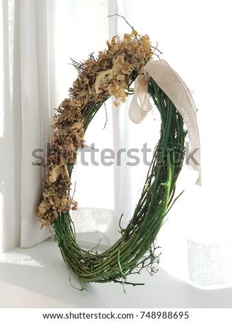 Flower decoration #748988695