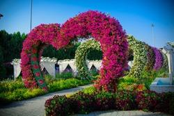 Flower Heart Decoration