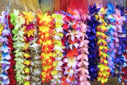 Flower Necklaces For Sale