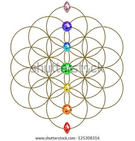 Ancient Sacred Geometry Symbols Sacred Geometry Symbol