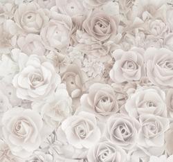 flower paper-craft texture background