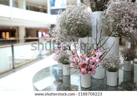 flower pink rose hotel  #1188708223