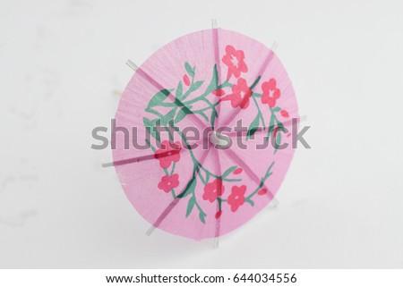 Flower umbrella,Umbrella umbrella #644034556