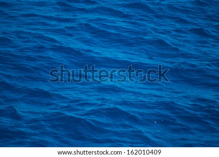 Flowing water surface. Abstract background