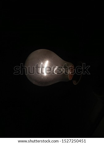 Fluorescent tube of a bulb
