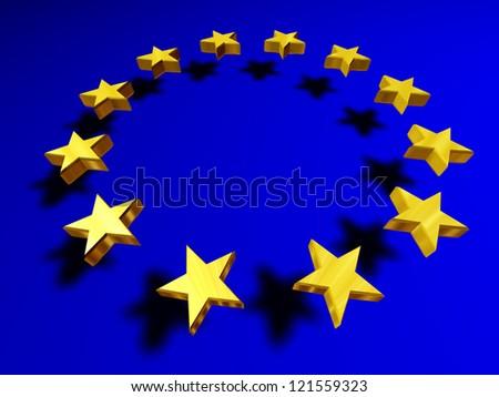 flying european stars