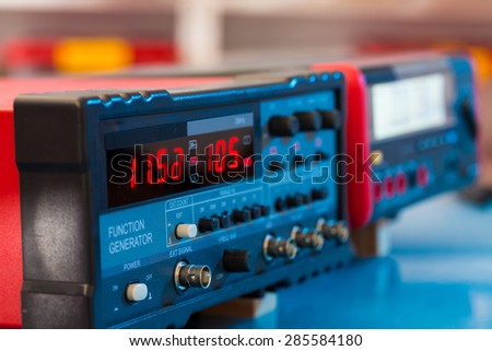 FM VHF and HF transceiver for radio communication and broadcasting