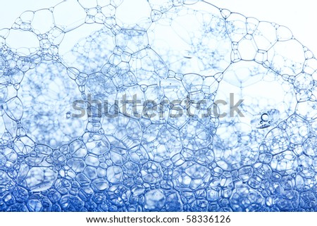 Foam background