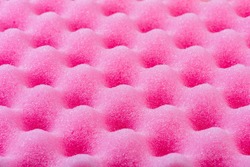 Foam sponge background, packing and shipping protection