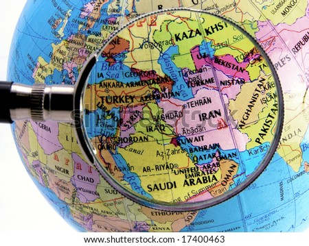 focus on middle east