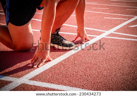 Focus on runner start points, at which point release.