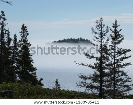 Fog is lifting #1188985411