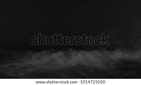 Fog or smoke background