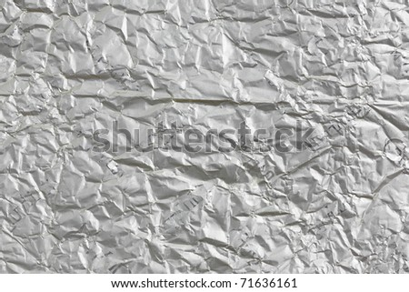 Foil background pattern