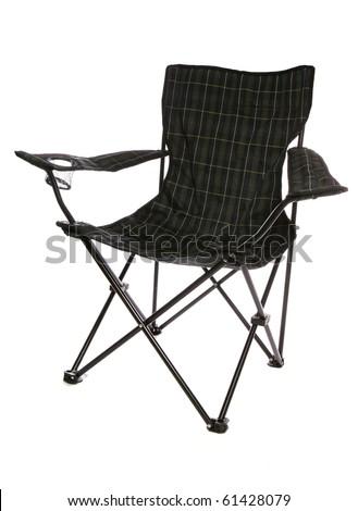 fold up chair studio cutout