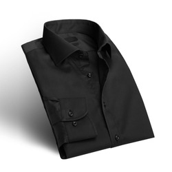 Folded Black shirt