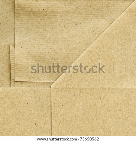Folded paper background,texture