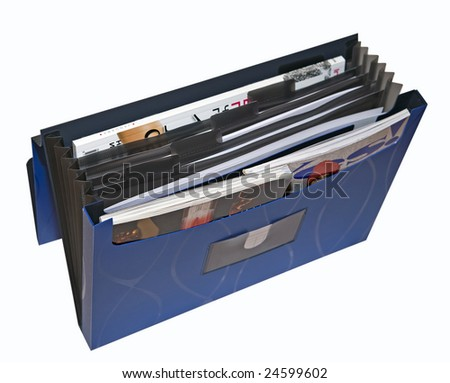 folder for documents and papers