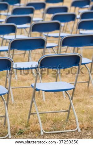 Folding Chair, open-air activity