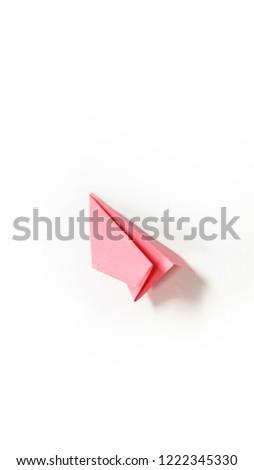 Folding-paper Folding-art plane