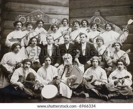 http://image.shutterstock.com/display_pic_with_logo/10626/10626,1194858641,1/stock-photo-folk-orchestra-old-photo-y-6966334.jpg