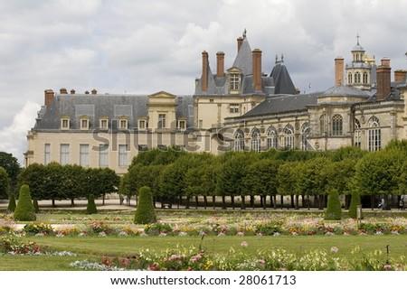 Fontainebleau.