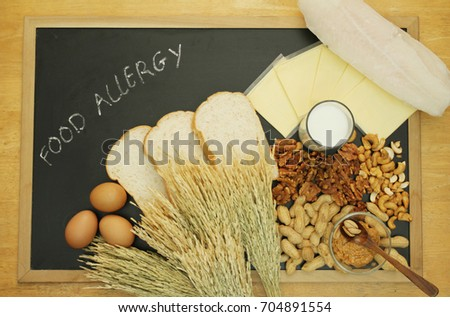 food allergy. food can cause...