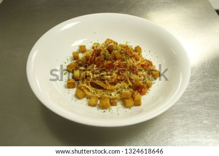 food and beverage- pasta #1324618646