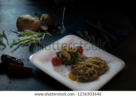 Food And Drink Photos #1236303646