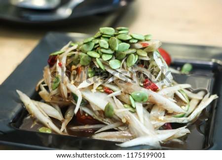 Food and Raw Food