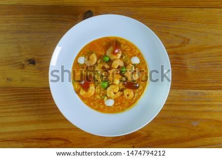 food and tasty venezuelan texture