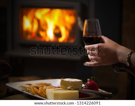 food and wine #1314226091