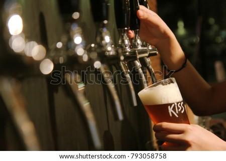 Food & Craft beer #793058758