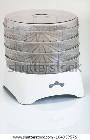 Food dryer - stock photo
