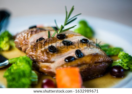 food duck cooking view gourmet orgnic