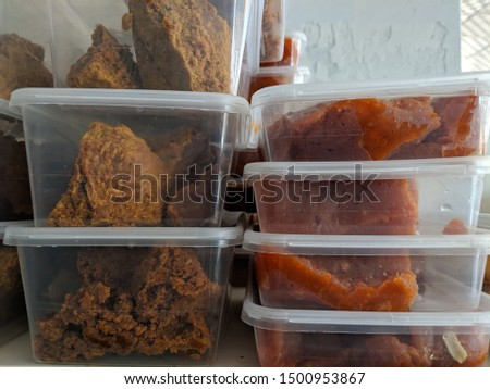 Food in container in Somaliland